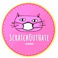 Scratch Out Hate's cat logo