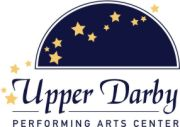 PA theatre loves their comedy night (Upper Darby Performing Arts Center's logo)