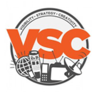 Corporate endorsement for comedian Shaun Eli emceeing their event (VSC logo)