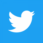 twitter logo- links to Shaun's twitter account @ShaunEliComedy